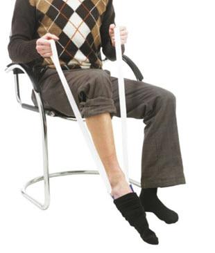 Strumpfanziehhilfe Rehastage - Anziehhilfe für Socken