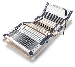 Ravensberger MEDIMED 7-Zonen BUCHE Lattenrost elektrisch