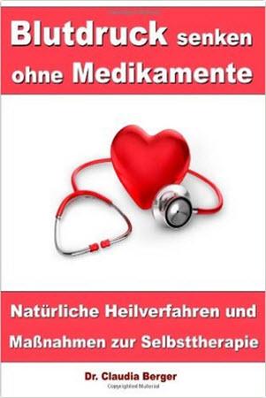 Buchempfehlung: Blutdruck senken ohne Medikamente
