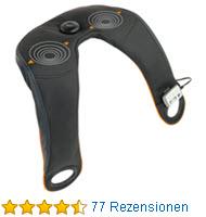 Medisana MNT Klopfmassage Nackenmassagegerät im Kunden Test