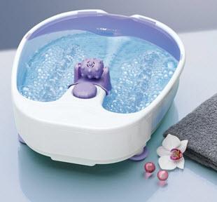 Clatronic Fußbad-Massagegerät