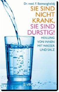 Buchempfehlung - Gesund durch Wasser