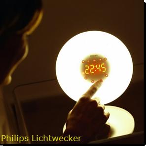 Philips Tageslicht-Wecker