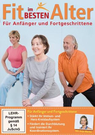 DVD Empfehlung Fit im besten Alter