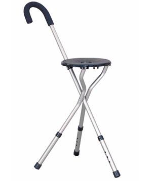 Homecraft Gehstock mit Sitz, Sitzstock