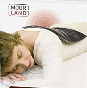Moor-Fango Wärmekissen für den Rücken von Moorland