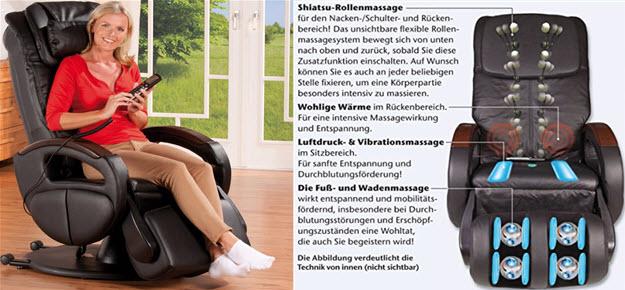Aktivshop-Massagesessel