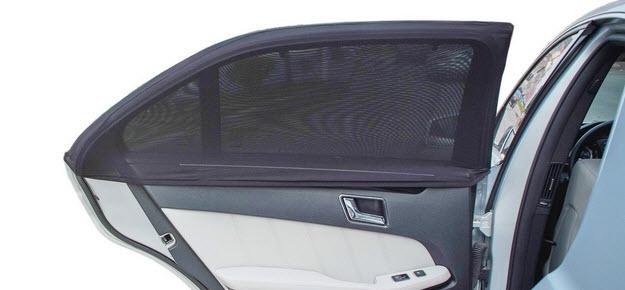 Baby-Sonnenblende für das Autoseitenfenster Auto Sonnenschutz