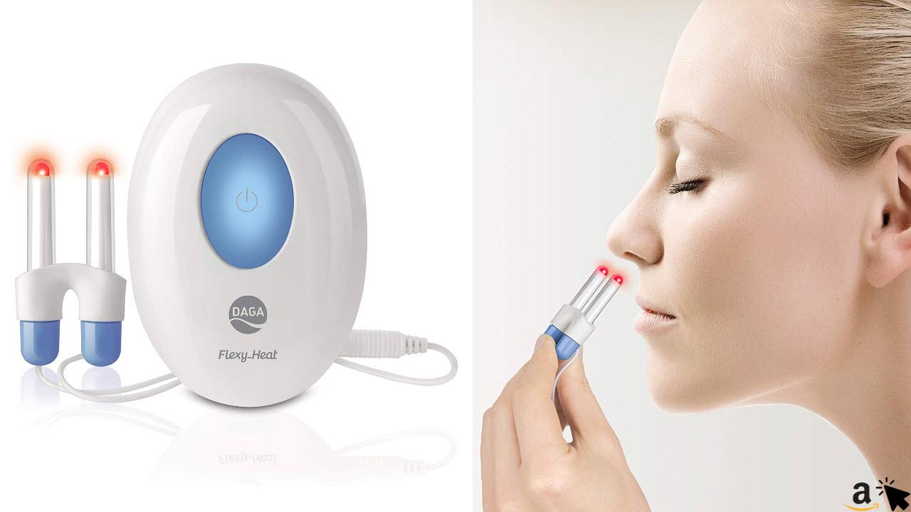 Daga AR-600 - Anti-Allergie-Gerät, Rhinitis Laser Behandlungs Gerät, Phototherapie