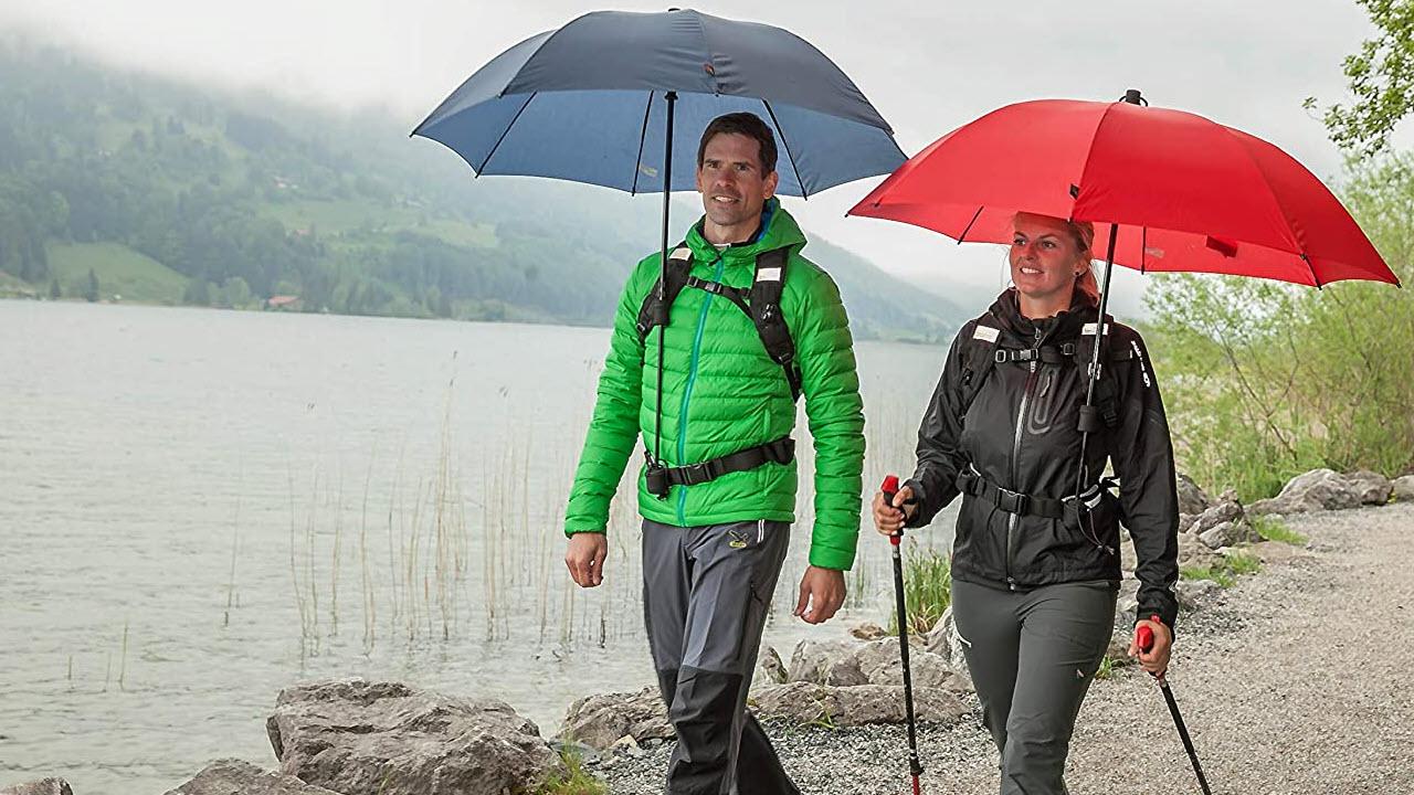 EuroSCHIRM EBERHARD GÖBEL Swing Handsfree Trekkingschirm