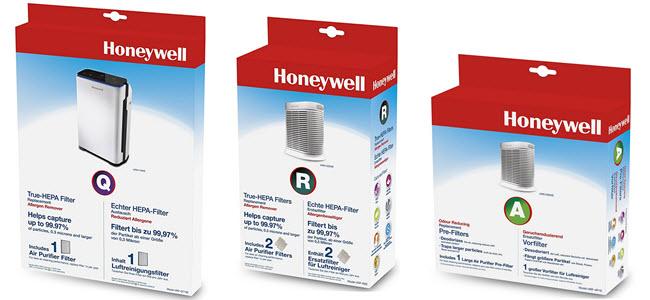 Honeywell Luftreiniger Ersatzfilter