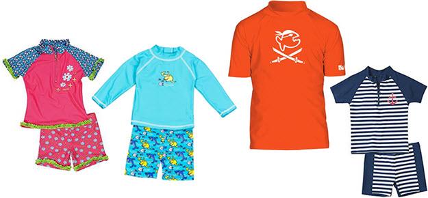 Kinder UV Schutzkleidung