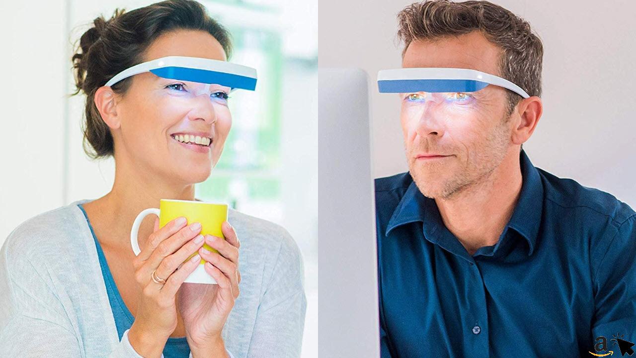 Luminette 3 Lichttherapie-Brille
